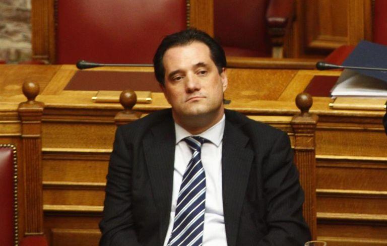Αδ. Γεωργιάδης: «Διαπραμάτευση δια της σιωπής καθιέρωσε ο Τσίπρας» | tanea.gr