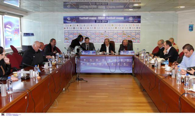 Η Football League εμμένει στην άνοδο τριών ομάδων στη Super League | tanea.gr