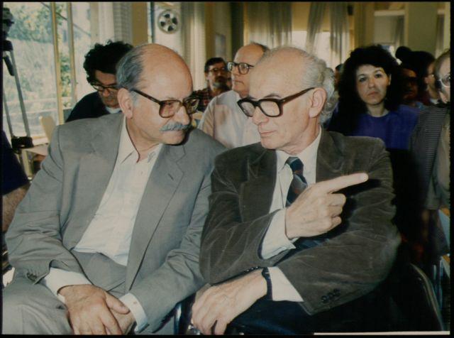 Πέθανε ο Κώστας Φιλίνης, ηγετική μορφή της ανανεωτικής Αριστεράς   tanea.gr