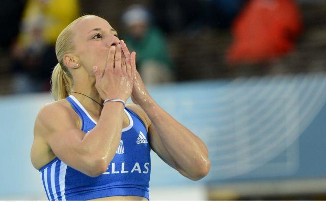 Μεγάλο ρεκόρ για τη Νικόλ Κυριακοπούλου στο επί κοντώ   tanea.gr