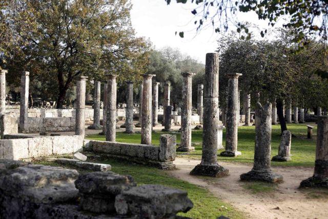 Eργα προστασίας της αρχαίας Ολυμπίας αποφάσισε το ΚΑΣ   tanea.gr