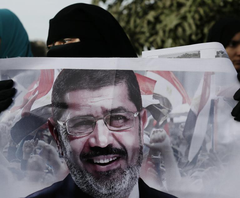Αίγυπτος: Για κατασκοπεία υπέρ του Ιράν κατηγορείται ο Μόρσι   tanea.gr