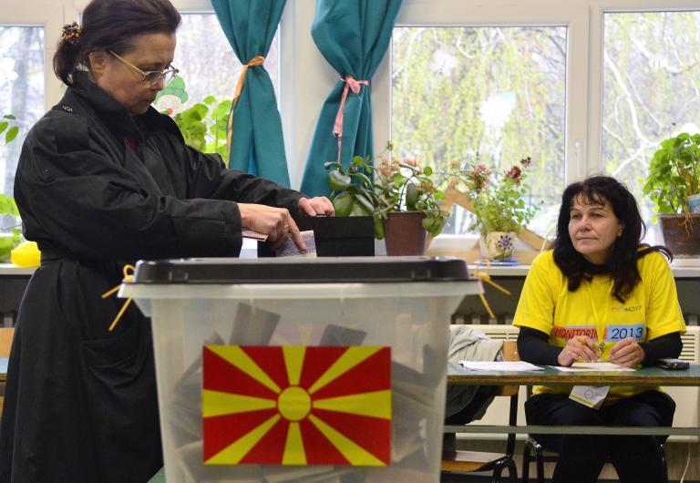 ΠΓΔΜ: Την επανεκλογή του Γκιόργκι Ιβάνοφ στην προεδρία θα στηρίξει ο Νίκολα Γκρούεφσκι   tanea.gr