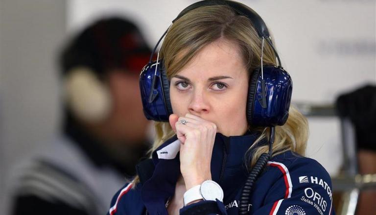 Σούζι Γουλφ: Η γυναίκα που σπάει το «άβατο» της Formula 1 ύστερα από 22 χρόνια | tanea.gr