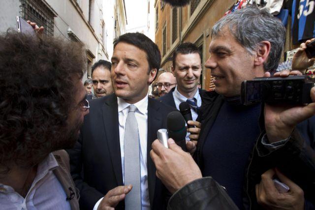 Εντολή σχηματισμού κυβέρνησης έλαβε ο Ρέντσι | tanea.gr