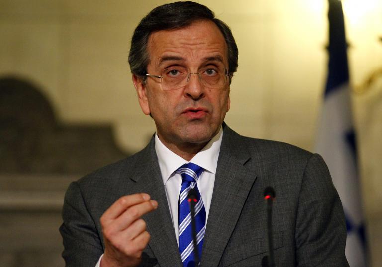 «Οποιος καταθέτει υποψηφιότητα, καταθέτει» είπε ο Αντώνης Σαμαράς για τον Νικήτα Κακλαμάνη | tanea.gr