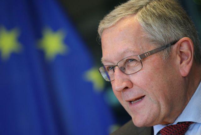 Ρέγκλινγκ: «Είναι λογικό να μην μπορούν ακόμα οι Ελληνες να νιώσουν την ανάπτυξη» | tanea.gr