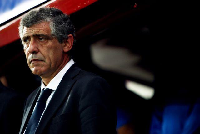 «Τα πάντα φαίνονται στο γήπεδο» είπε ο Σάντος για την κλήρωση του Euro 2016 | tanea.gr