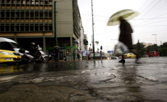 Κρύο και καταιγίδες Δευτέρα και Τρίτη   tanea.gr