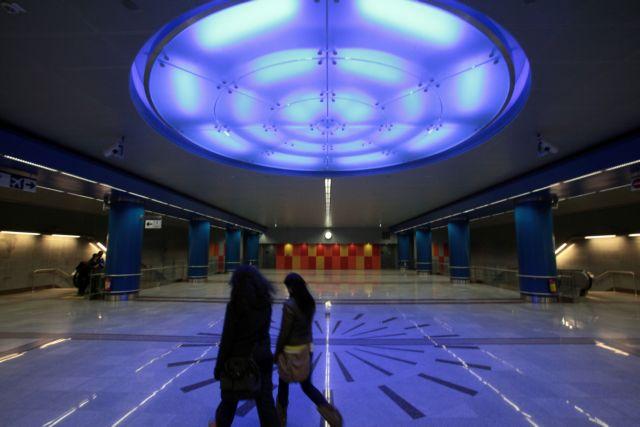 Ψάχνουν χορηγούς στο Μετρό: Επόμενος σταθμός «διαφήμιση!» | tanea.gr