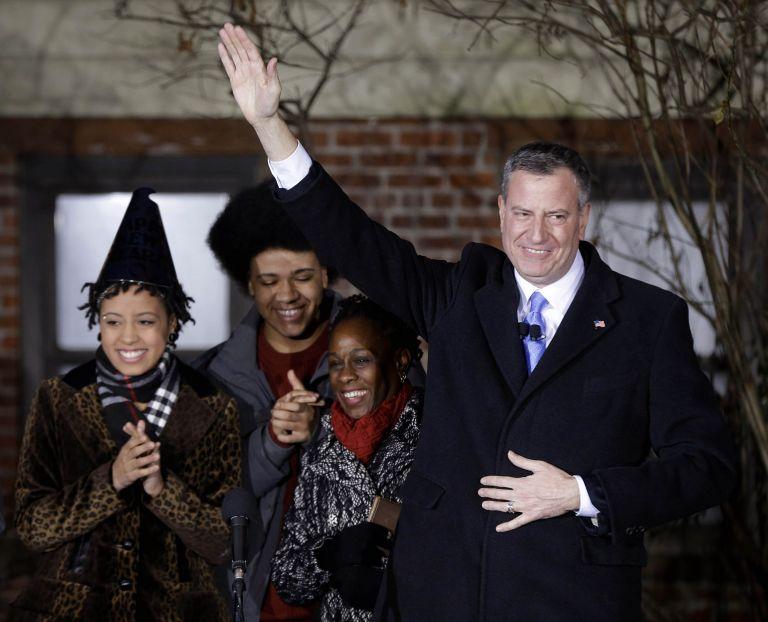 Ο δήμαρχος της Νέας Υόρκης διόρισε τη γυναίκα του επικεφαλής του ταμείου του | tanea.gr