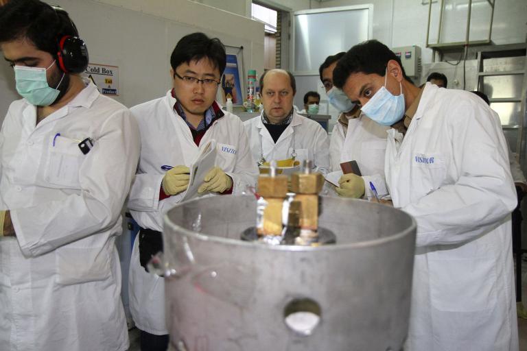 Μέτρα για την ασφάλεια των πυρηνικών του ανακοίνωσε πως θα λάβει το Ιράν | tanea.gr