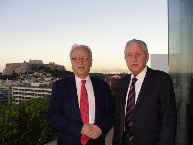 Σβόμποντα καλεί Κουβέλη στο διεθνές φόρουμ των ευρωσοσιαλιστών για την «προοδευτική οικονομία» | tanea.gr