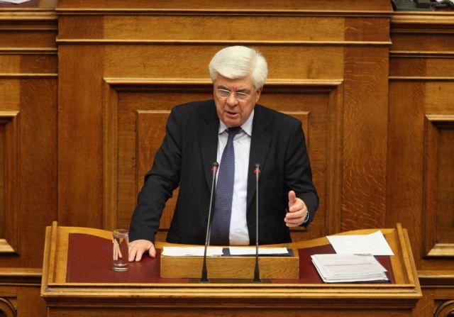 Αντιπαράθεση Τσαυτάρη - Παπαρήγα στη Βουλή για τους αγρότες | tanea.gr