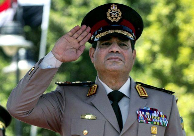 Αίγυπτος: Παραμένει υπουργός Αμυνας ο στρατάρχης Σίσι | tanea.gr