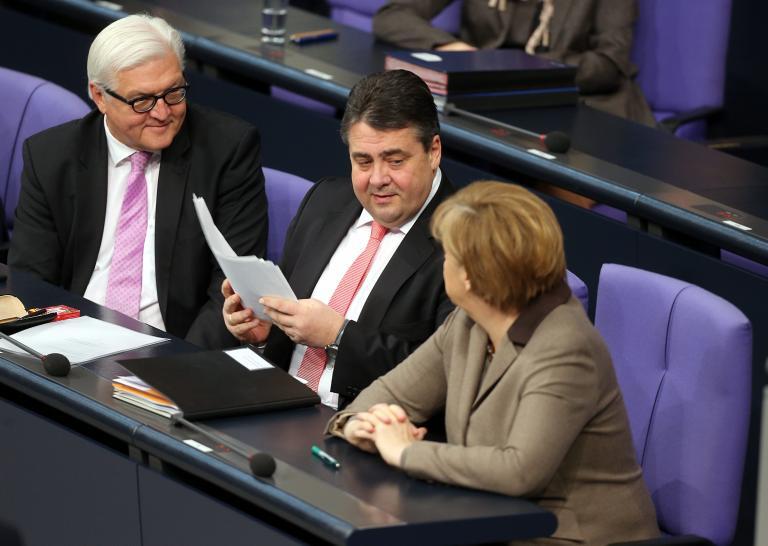Η Μέρκελ χάνει από τον Στάινμαγερ τα σκήπτρα της δημοτικότητας στη Γερμανία | tanea.gr
