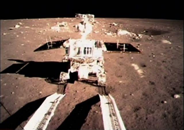 Ανακοίνωσαν τον θάνατο του κινέζικου ρομπότ στο έδαφος της Σελήνης | tanea.gr