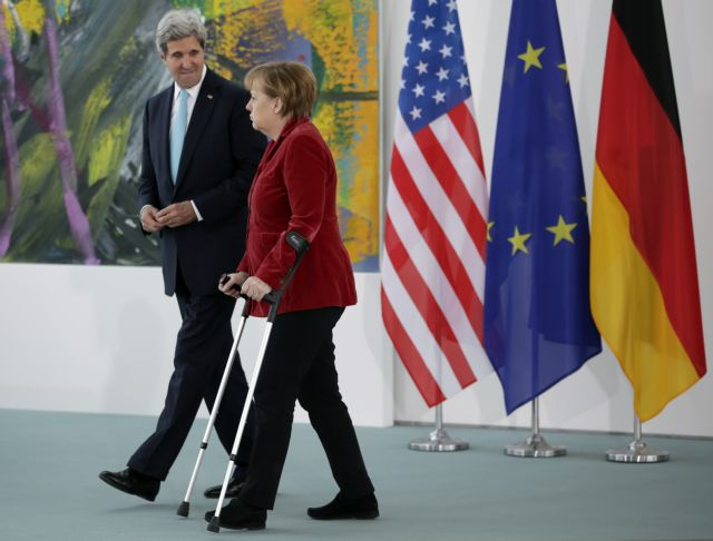 Γερμανία και ΗΠΑ θέλουν να ξεχάσουν τον Σνόουντεν | tanea.gr
