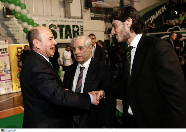 Συμφώνησε με Γιαννακόπουλο ο Αλαφούζος: Από το καλοκαίρι χρήμα αλλά όχι μετοχές στον ΠΑΟ   tanea.gr