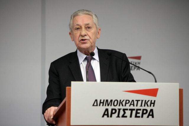 Σε προγραμματισμένη μικροεπέμβαση θα υποβληθεί την Παρασκευή ο Φ. Κουβέλης | tanea.gr