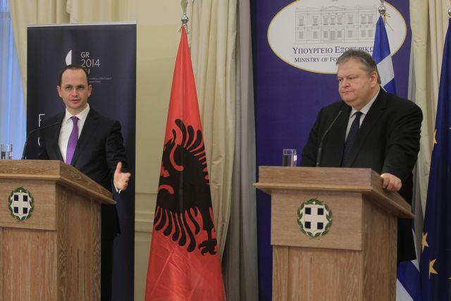 Βενιζέλος: «Η Αθήνα θέλει την Αλβανία υποψήφιο προς ένταξη μέλος της ΕΕ»   tanea.gr