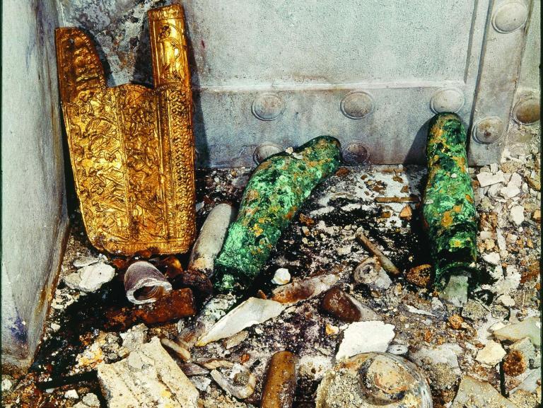 Τα μυστικά του μουσείου των Βασιλικών Τάφων των Αιγών αποκαλύπτονται | tanea.gr