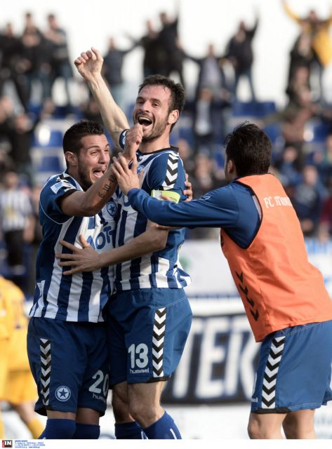 Ο Πίτου Γκαρσία σερβίρισε γκολ στο Περιστέρι | tanea.gr