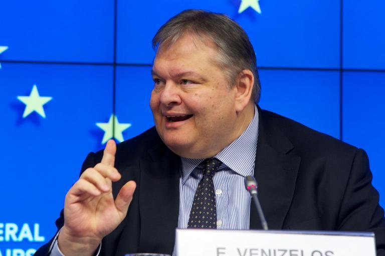 Βενιζέλος: «Η Ελλάδα στηρίζει την προσπάθεια της Σερβίας για ένταξη στην ΕΕ» | tanea.gr