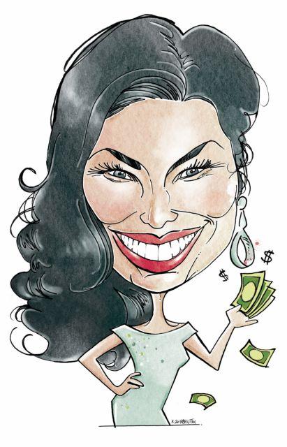 Η αδίστακτη κυρία Γουέντι Ντενγκ | tanea.gr