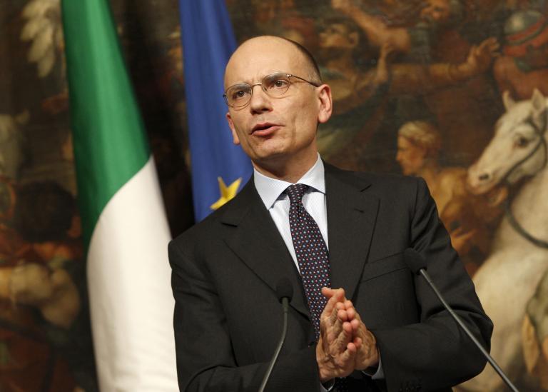Πολιτική θύελλα στην Ιταλία: παραιτείται ο Λέτα - το PD έκανε δεκτή την πρόταση Ρέντσι | tanea.gr