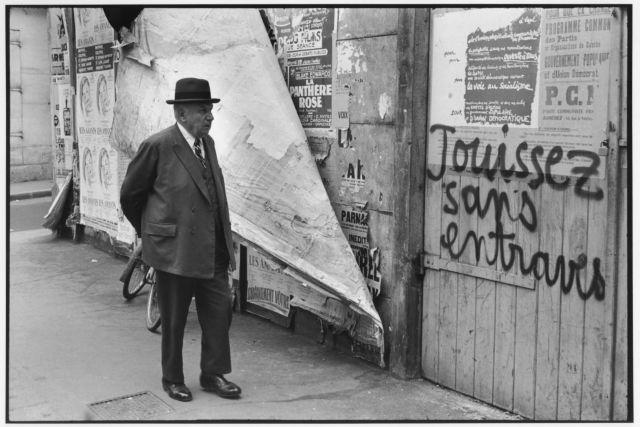 Ο 20ός αιώνας με το βλέμμα του Ανρί Καρτιέ-Μπρεσόν   tanea.gr
