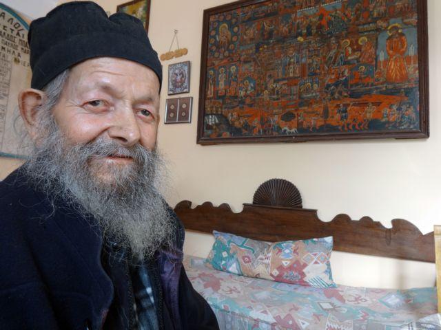 Στο μοναστήρι με έναν σεισμογράφο   tanea.gr