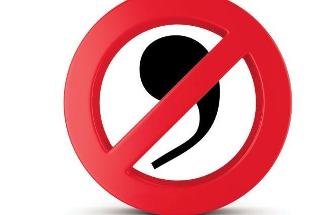 Θέλουν να βάλουν τελεία στο... κόμμα: Η συζήτηση για τη μείωση των σημείων στίξεως | tanea.gr