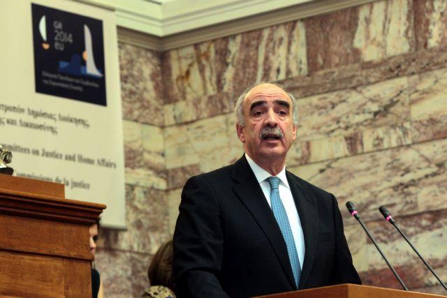 Παρέμβαση Μεϊμαράκη για τις δαπάνες της Βουλής σε καφέ και βουτήματα   tanea.gr
