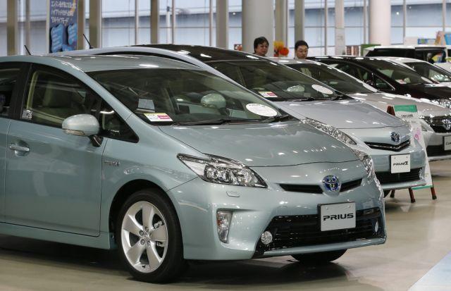 Ανάκληση για 688 Toyota Prius | tanea.gr