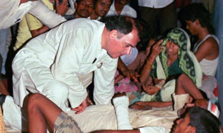 Ινδία: Απελευθερώνονται οι δράστες της δολοφονίας του Ρατζίβ Γκάντι | tanea.gr