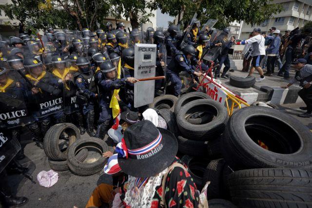 Τρεις νεκροί και περίπου 60 τραυματίες σε βίαια επεισόδια στην Ταϊλάνδη   tanea.gr
