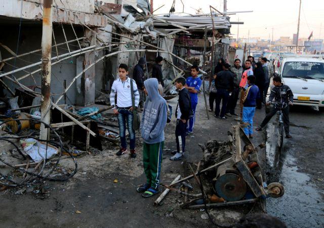 Τουλάχιστον 49 νεκροί από εκρήξεις παγιδευμένων αυτοκινήτων στη Βαγδάτη και τη Χίλα | tanea.gr