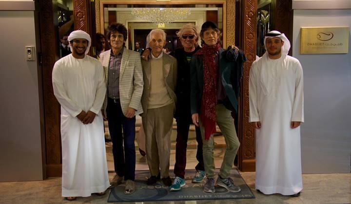 Οι Rolling Stones στον αραβικό κόσμο | tanea.gr
