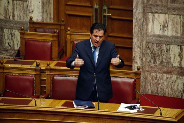 Γεωργιάδης: «Ο κ. Τσίπρας δεν ήξερε τι του γίνεται με τα φάρμακα» | tanea.gr
