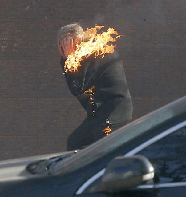 Η βία επιστρέφει στους δρόμους του Κιέβου | tanea.gr