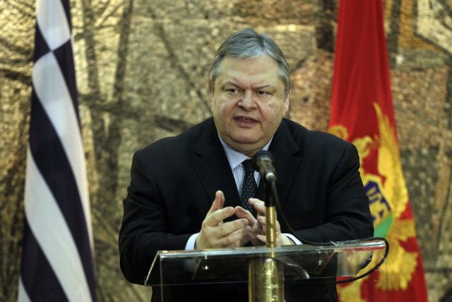 Στα Σκόπια ο Βαγγέλης Βενιζέλος για συναντήσεις με την πολιτική ηγεσία της ΠΓΔΜ   tanea.gr