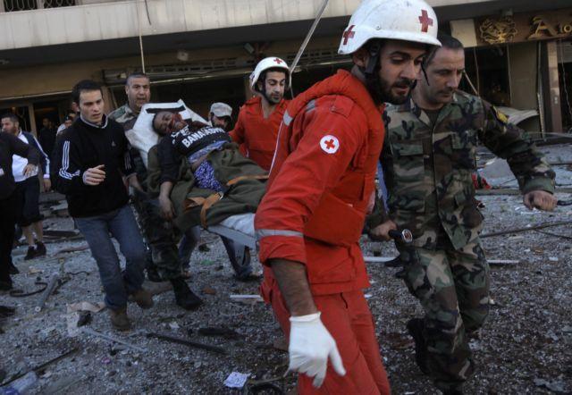 Τέσσερις νεκροί από διπλή βομβιστική επίθεση στη νότια Βηρυτό | tanea.gr