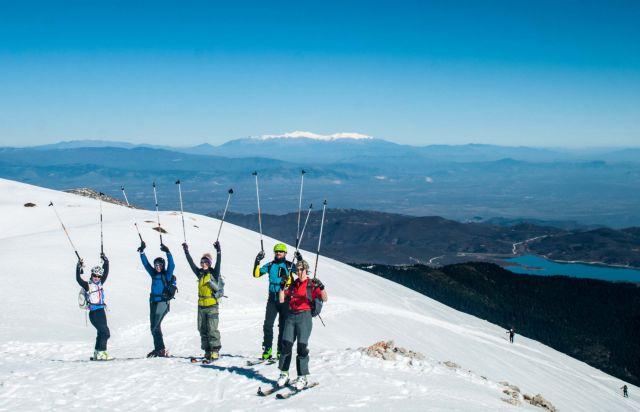 Ανάβαση για τη διάσωση της λεοπάρδαλης του χιονιού | tanea.gr