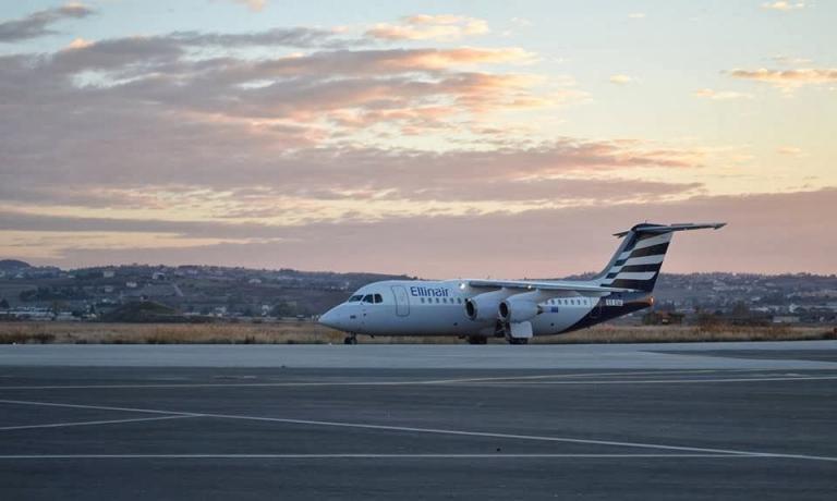 Νέα αεροπορική εταιρεία συνδέει Θεσσαλονίκη - Κίεβο | tanea.gr