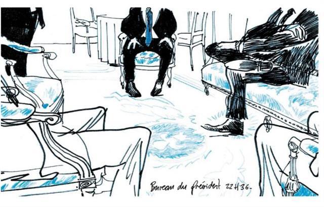 Υπόθεση Ζιλί Γκαγέ: Η λευκή νύχτα στο Μέγαρο των Ηλυσίων | tanea.gr