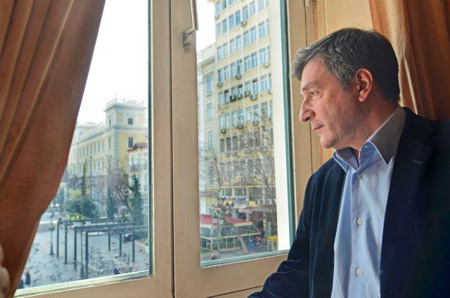 Γιώργος Καμίνης: «Τα κόμματα τη δουλειά τους και εμείς τη δική μας...» | tanea.gr