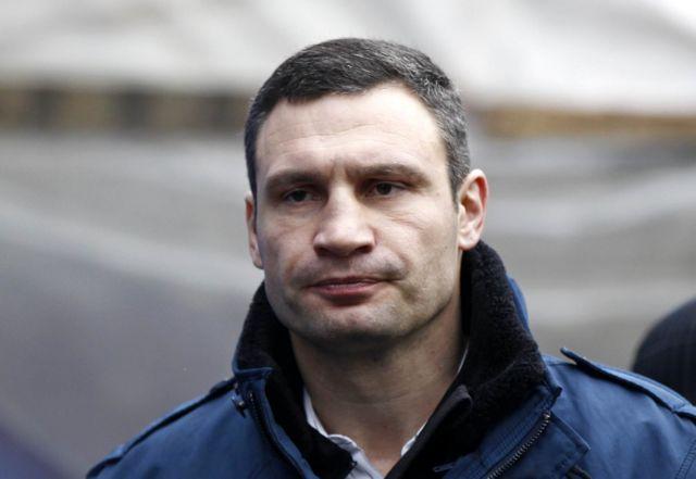 Την υποψηφιότητά του για την προεδρία της Ουκρανίας ανακοίνωσε ο Κλίτσκο | tanea.gr