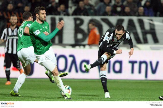 Νίκη με γκρίνια για τον ΠΑΟΚ   tanea.gr
