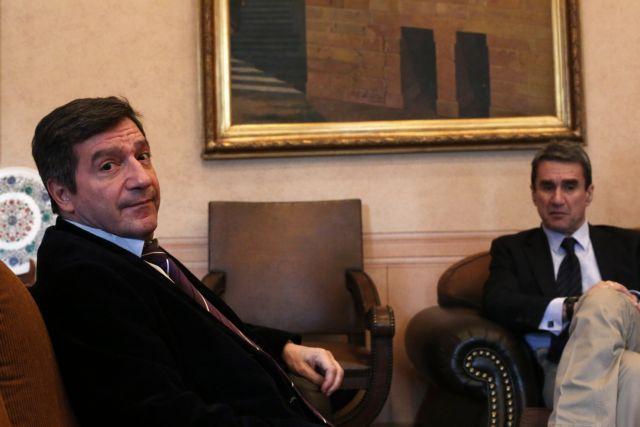 Ο Λοβέρδος στηρίζει τον Καμίνη   tanea.gr
